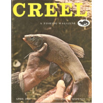 CREEL: A FISHING MAGAZINE. Volume 1, number 10. April 1964.