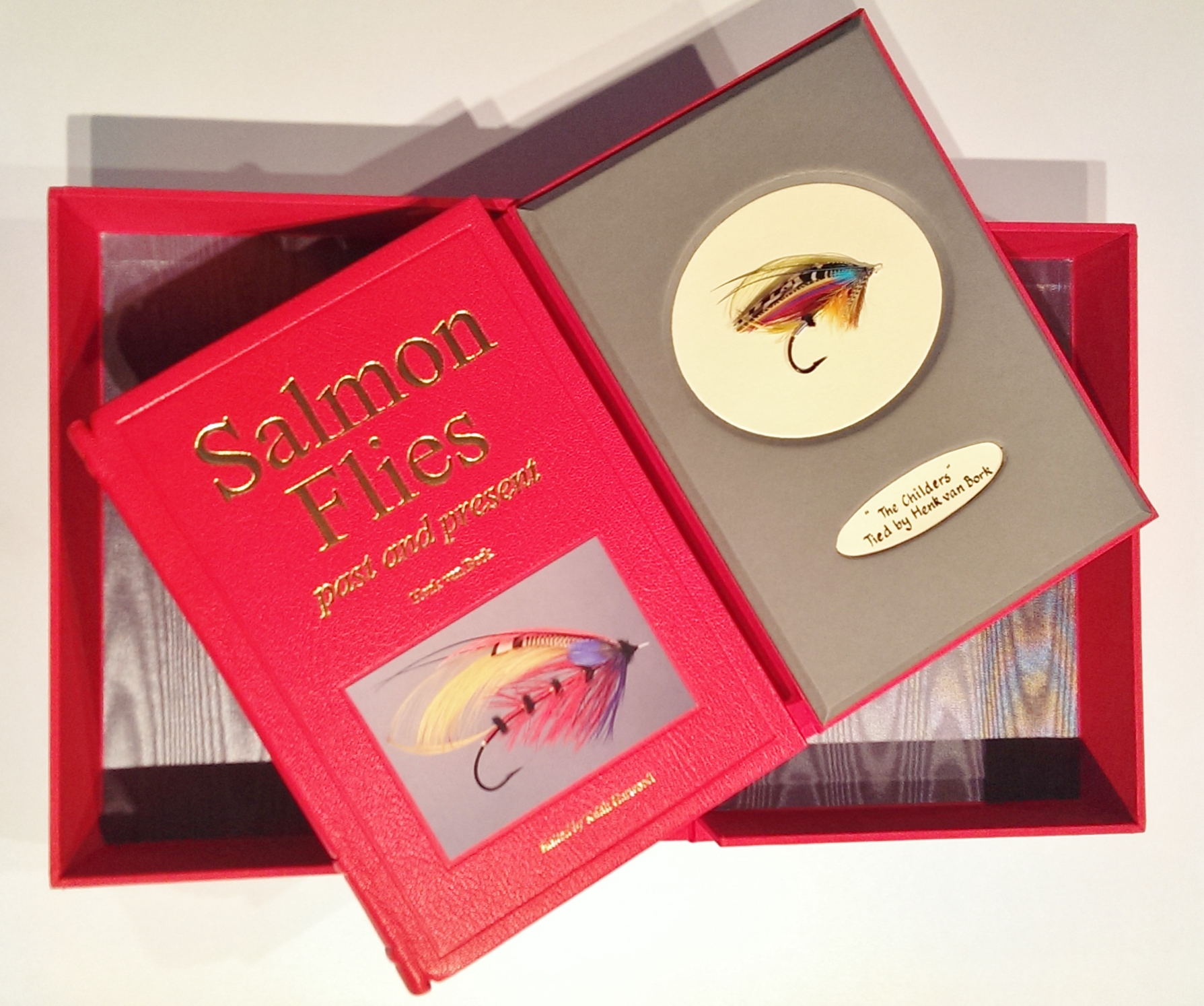 Salmon Flies: Past and Present - De luxe edition