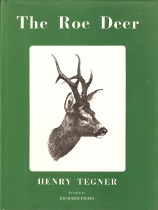 The Roe Deer - Tegner