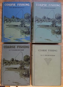 Four different Sheringham covers