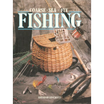 COARSE, SEA, FLY FISHING. Edited by Len Cacutt.