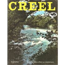 CREEL: A FISHING MAGAZINE. Volume 1, number 11. May 1964.